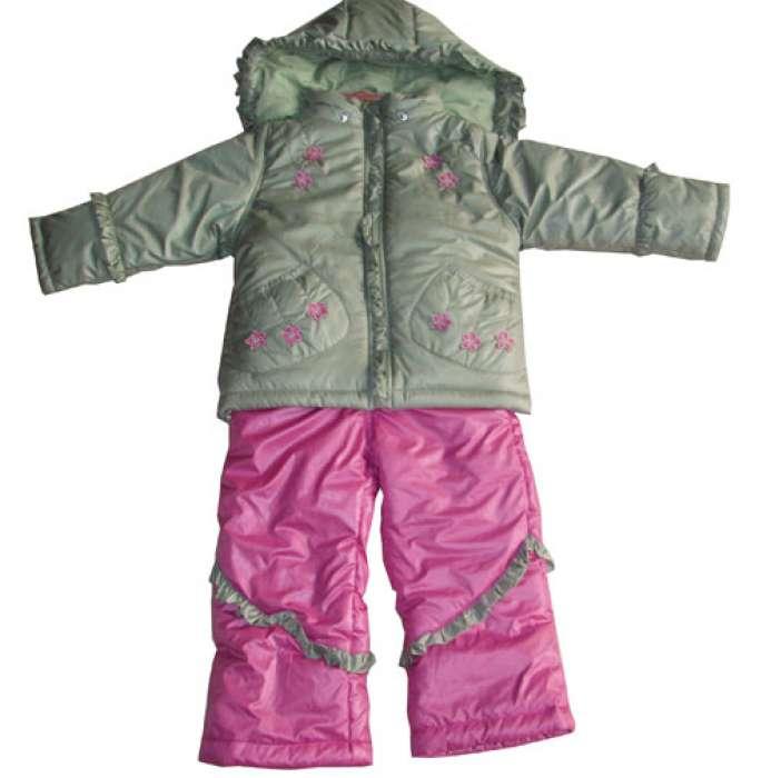 Одежда Детская Для девочек Куртки Демисезонные Комплекты торговой марки Кик